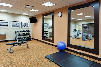 Fitness Studio | Holiday Inn Express Hotel & Suites Huntsville West - Research Pk