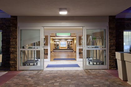 Hotel Entrance | Holiday Inn Express Hotel & Suites Huntsville West - Research Pk