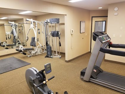 Fitness Facility | Best Western Plus Rivershore Hotel