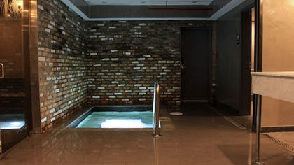 Indoor Spa Tub   Hôtel Gaythering - Gay Hotel - All Adults Welcome