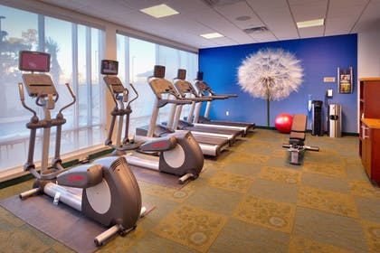 Gym | Springhill Suites Houston I-45 North