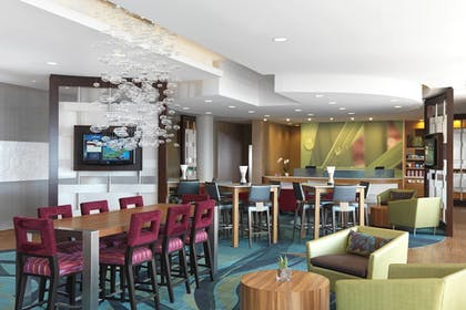 Hotel Bar | Springhill Suites Houston I-45 North