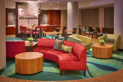 Lobby | Springhill Suites Houston I-45 North