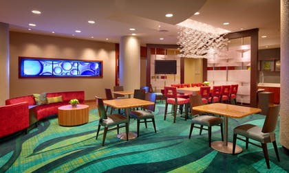 Lobby Sitting Area | Springhill Suites Houston I-45 North