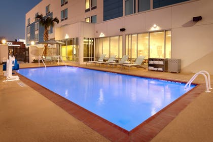 Sports Facility | Springhill Suites Houston I-45 North