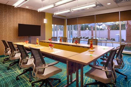 Meeting Facility | Springhill Suites Houston I-45 North