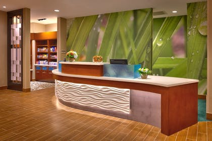 Reception | Springhill Suites Houston I-45 North
