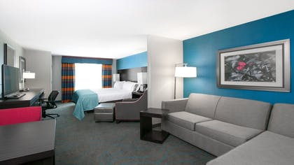 Guestroom | Holiday Inn Express Moline - Quad Cities Area