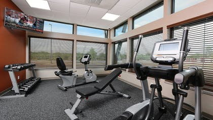 Fitness Facility | Holiday Inn Express Moline - Quad Cities Area
