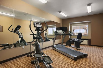 Fitness Facility | Microtel Inn & Suites By Wyndham Pecos