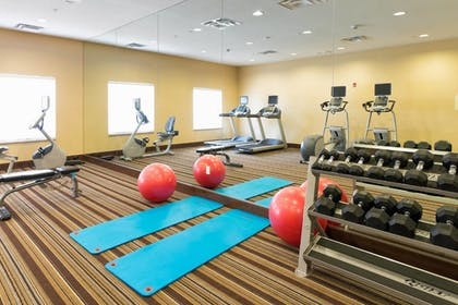 Sports Facility   TownePlace Suites El Paso Airport
