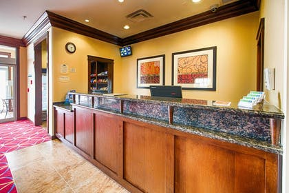 Lobby   TownePlace Suites El Paso Airport