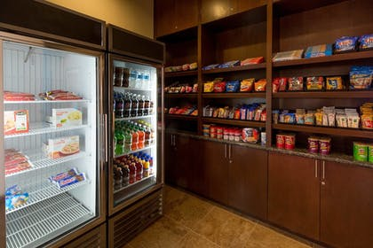 Snack Bar   TownePlace Suites El Paso Airport