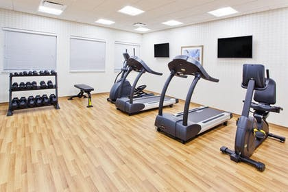 Fitness Facility | Holiday Inn Express Hotel & Suites Warner Robins North West