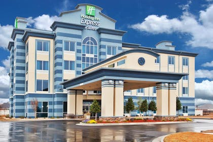 Exterior | Holiday Inn Express Hotel & Suites Warner Robins North West