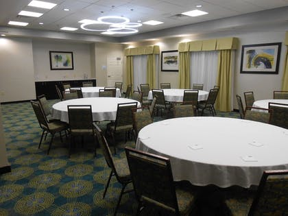 Banquet Hall | Holiday Inn Express Hotel & Suites Houston NW-Brookhollow