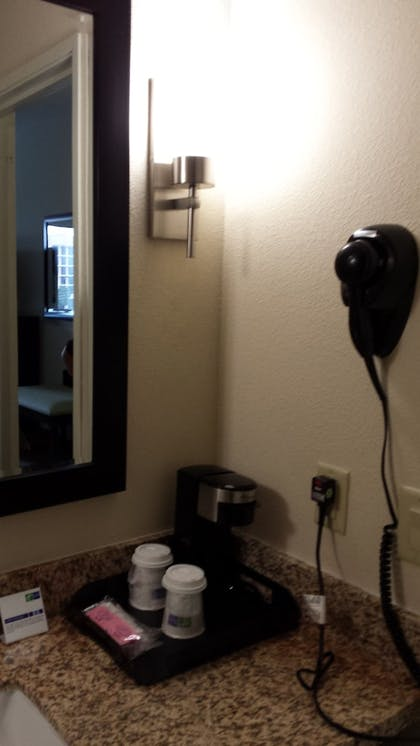 In-Room Coffee | Holiday Inn Express Hotel & Suites Houston NW-Brookhollow