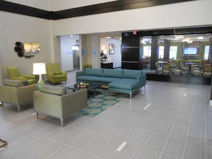 Lobby | Holiday Inn Express Hotel & Suites Houston NW-Brookhollow