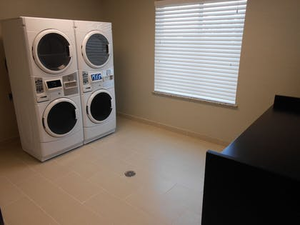 Laundry Room | Holiday Inn Express Hotel & Suites Houston NW-Brookhollow