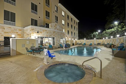 Outdoor Pool | Holiday Inn Express Hotel & Suites Houston NW-Brookhollow