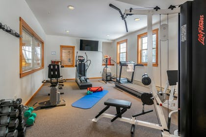 Fitness Studio | Grey Fox Inn