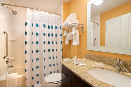 Bathroom | TownePlace Suites by Marriott Dodge City