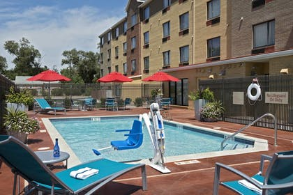 Outdoor Pool | TownePlace Suites by Marriott Dodge City