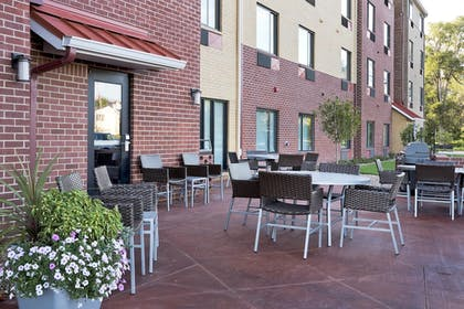 Terrace/Patio | TownePlace Suites by Marriott Dodge City