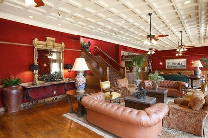 Lobby | Stockyards Hotel