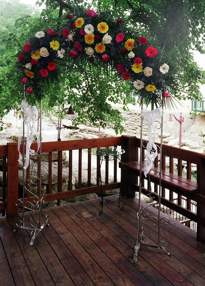 Terrace/Patio | Stockyards Hotel