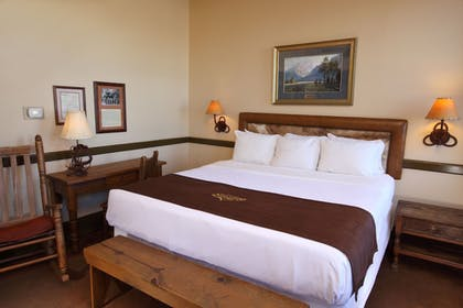 Guestroom | Stockyards Hotel