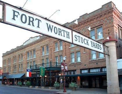 Featured Image | Stockyards Hotel