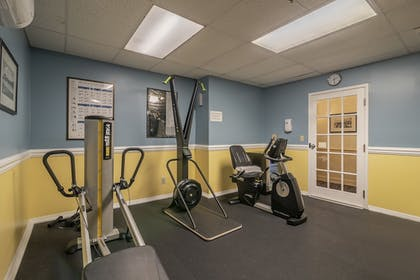 Gym | Dunes Manor Hotel and Dunes Suites