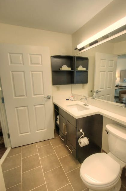 Bathroom Sink | Candlewood Suites Sioux City - Southern Hills
