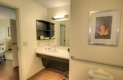 Bathroom Amenities | Candlewood Suites Sioux City - Southern Hills
