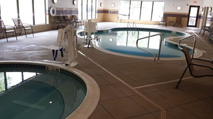 Pool | Holiday Inn Express Hotel & Suites Cambridge