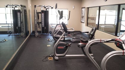 Fitness Facility   Holiday Inn Express Hotel & Suites Cambridge
