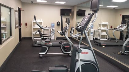 Gym | Holiday Inn Express Hotel & Suites Cambridge