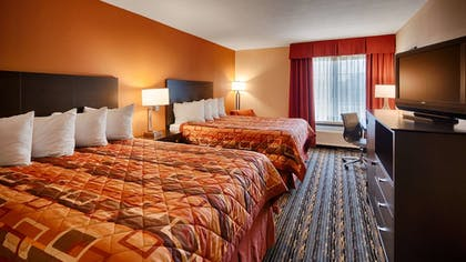 Room | Best Western Kenosha Inn