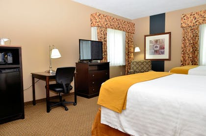 In-Room Amenity | Cobblestone Inn & Suites - Denison Majestic Hills