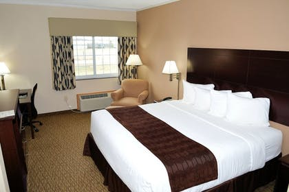 Guestroom | Rock Island Inn & Suites
