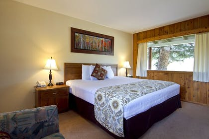 Guestroom | Coyote Mountain Lodge