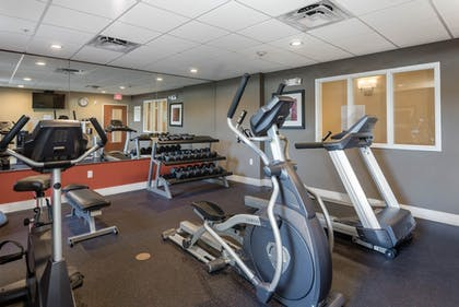 Fitness Facility | Holiday Inn Express & Suites Lantana