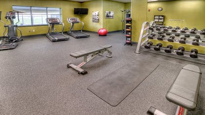 Fitness Facility | Holiday Inn Express & Suites Pittsburgh SW - Southpointe