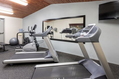Fitness Facility | AmericInn by Wyndham Fergus Falls - Conference Center