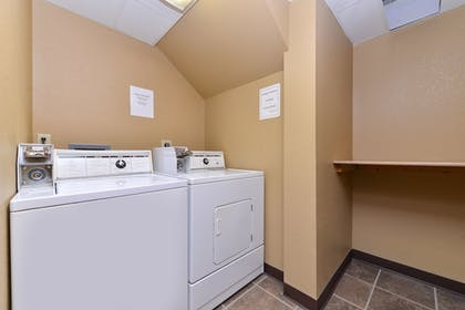 Laundry Room | AmericInn by Wyndham Fergus Falls - Conference Center