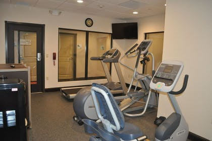 Fitness Facility | Holiday Inn Express & Suites Greensburg