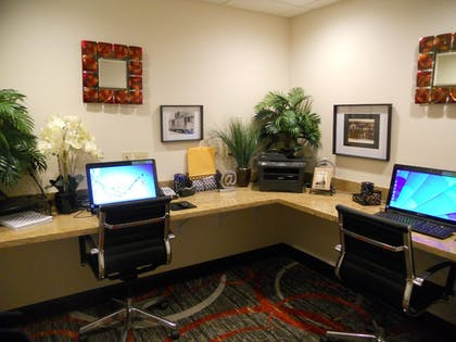 Business Center | Holiday Inn Express & Suites Greensburg