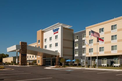 Featured Image | Fairfield Inn & Suites by Marriott Fayetteville North