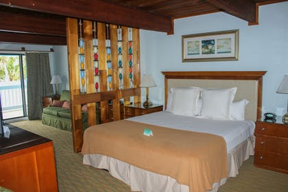 Guestroom View | Rhumcay Beach Resort